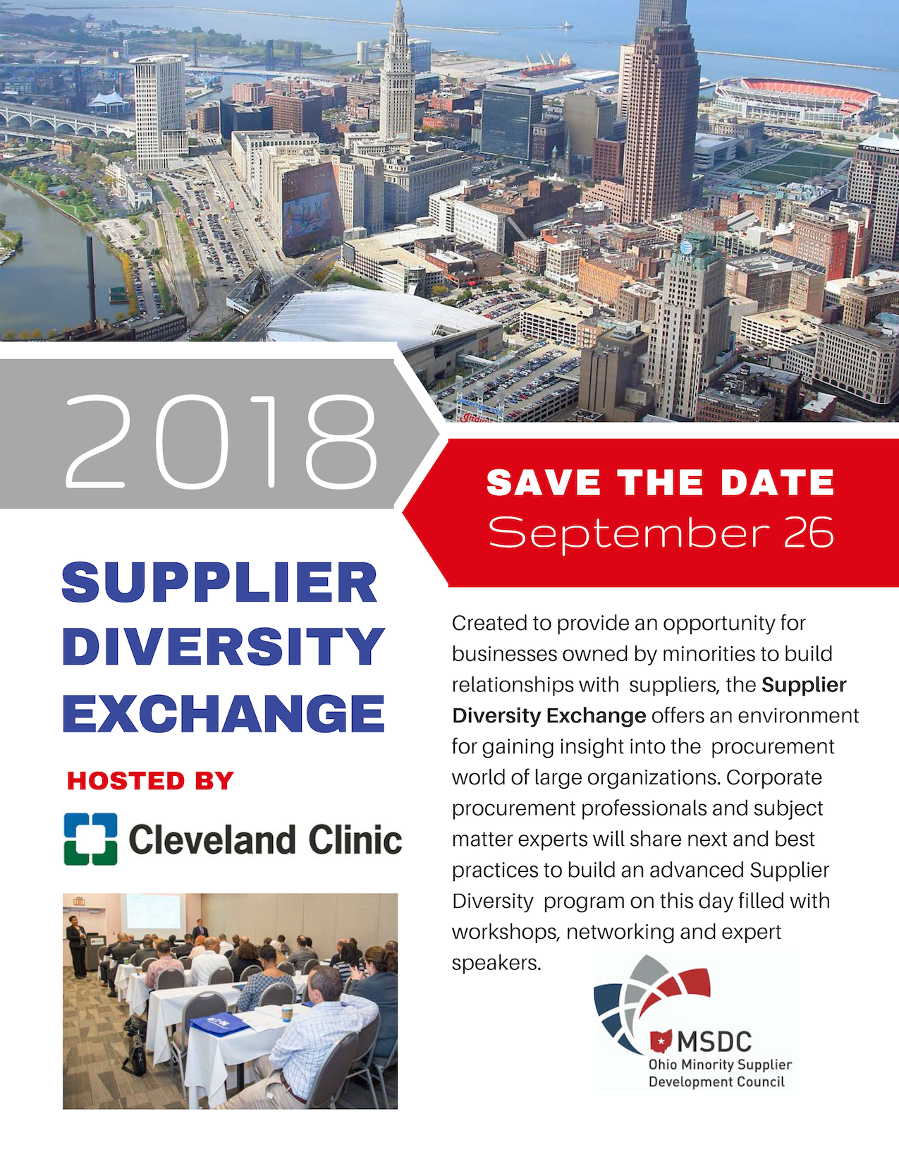 Supplier Diversity Exchange