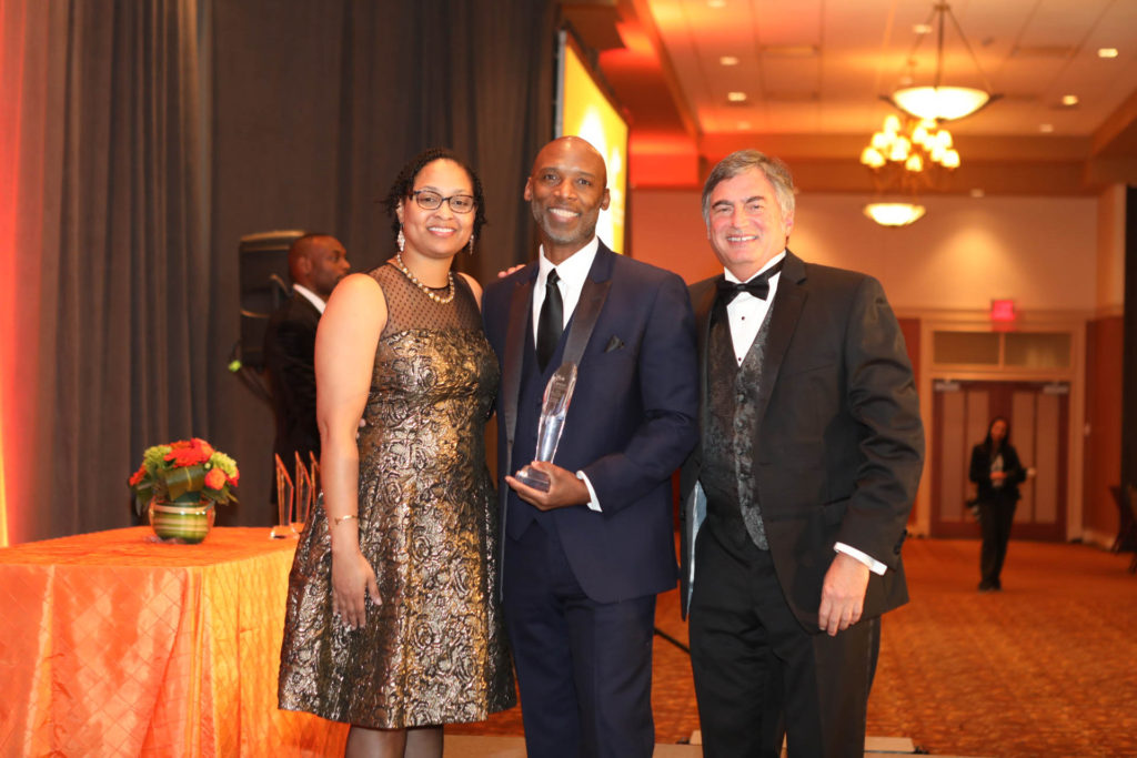 The 2018 Annual Awards Gala was held on November 16 at the Savannah Center in West Chester, Ohio.
