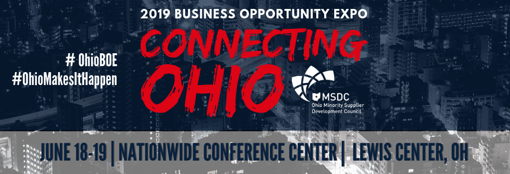 2019 Business Opportunity Expo Registration Open!
