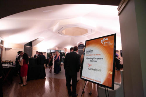 2018 OMSDC Annual Awards Gala Opening Reception & Silent Auction